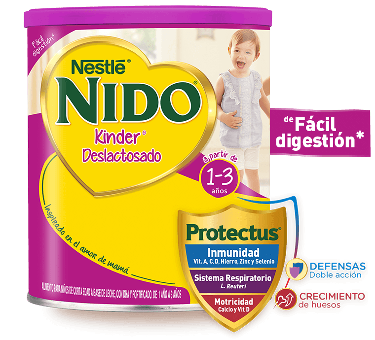 Productos NIDO   Nestl Baby and Me